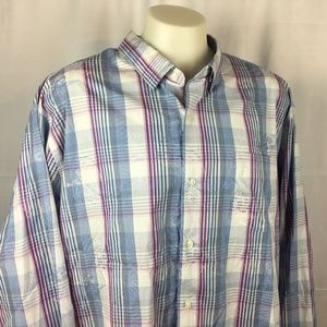 Tommy Bahama Button Front Shirt